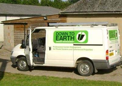 Down to Earth Van